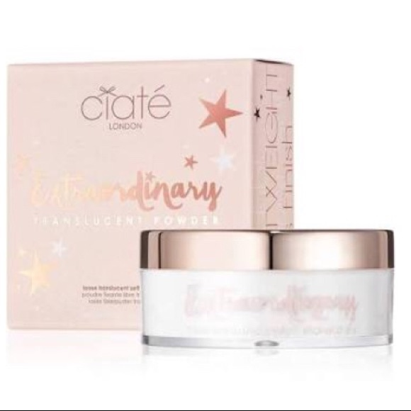 Ciate Other - NEW! Ciate London - Translucent Setting Powder